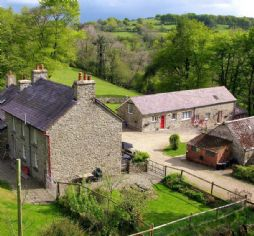 Valley Dog friendly cottages Ceredigion | holidays with pets